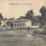 école rue du Renard