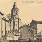 quartier de l'église